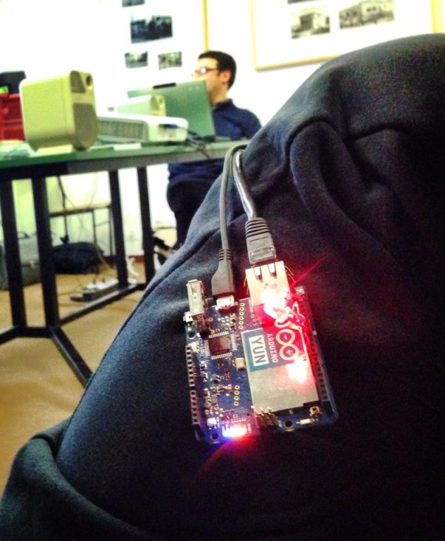 Arduino per Radioamatori Serata a Tema