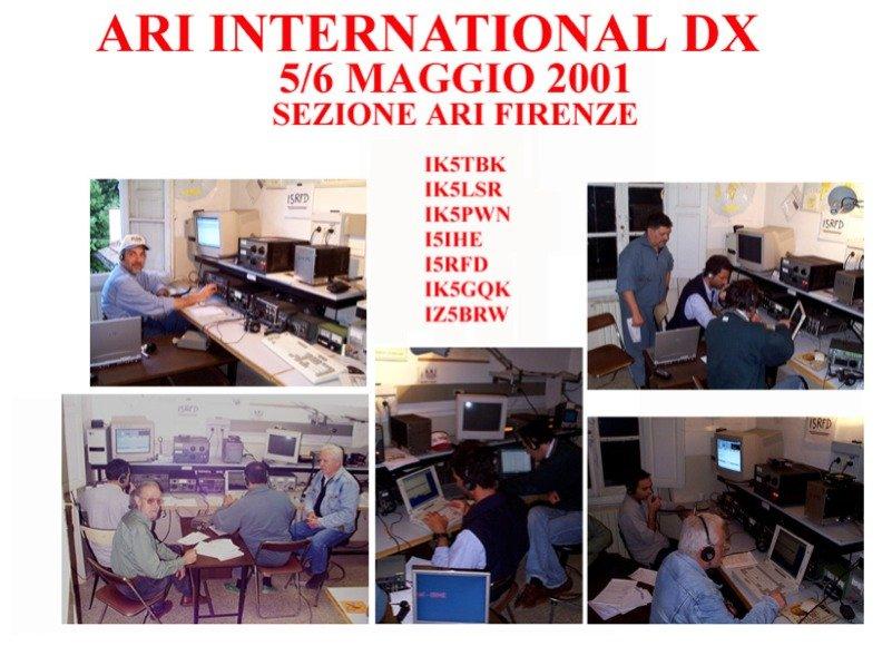 ARI Contest 2001