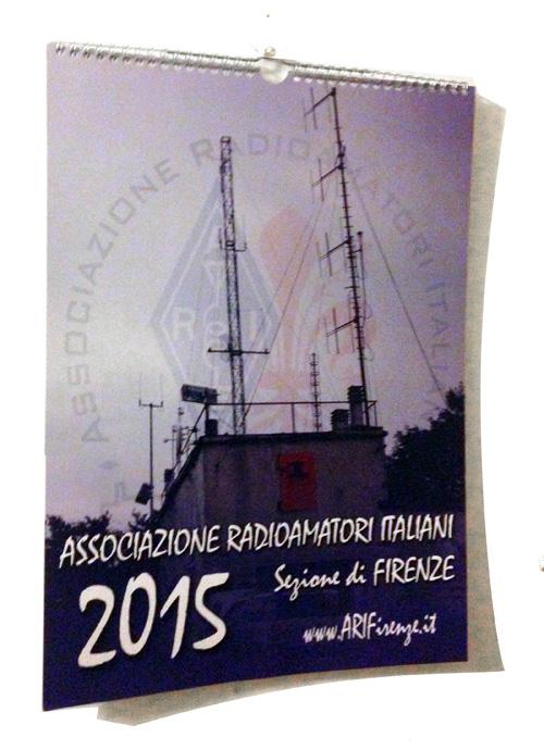 Calendario ARI Firenze 2015