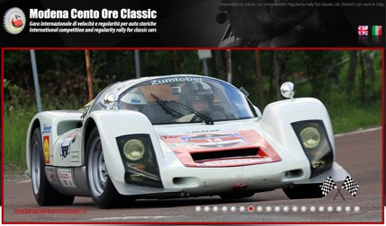 international classic car competition, regularity rally for classic car, historic car race in Italy