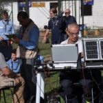 ISS collegamento Scout