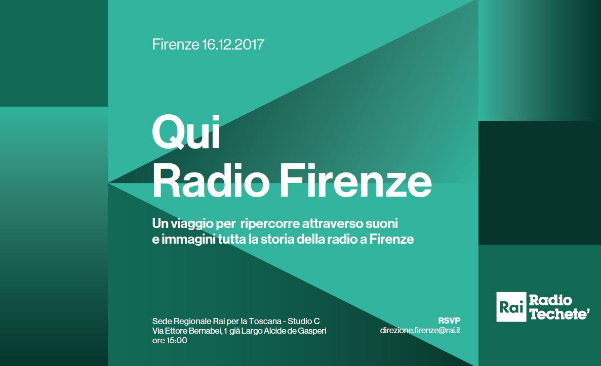 RAI- Qui Radio Firenze